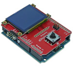 4D Systems Launches new range of Arduino Display Shield Modules