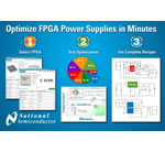 National Semiconductor Launches New WEBENCH FPGA Power Architect
