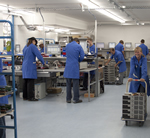 To ensure future growth, DSM Computer GmbH is expanding its production capacity