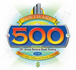 Atego debuts in the 2010 'Software 500' as 7th fastest growing software company worldwide