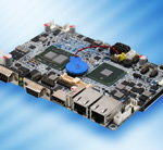 "ECM-QM57 – 3.5"" embedded board based on the new Intel Core i7 processors"