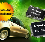 Intersil - Multi-Cell Li-ion Battery Monitor for Hybrid and Electric Vehicle (HEV/EV) Applications