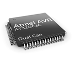Atmel Introduces First 32-bit AVR Microcontroller Featuring Floating Point Unit