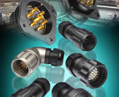 RoHS compliant connectors offer military performance
