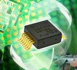 MEMS rate sensor from Murata features stable thermal performance and high reliability for accurate dead-reckoning