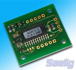 Saelig Debuts High Resolution USB-connected 3 Axis Acceleration Sensor with 125μg Sensitivity