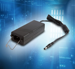External 48 & 60 Watt power supply series meets latest energy standards