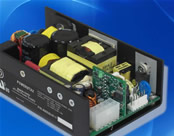 Ultra Compact 1U AC-DC Power Supplies with efficiencies up to 92%