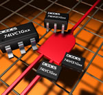 Diodes single gate logic now in small DFN package