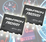 Ramtron Expands F-RAM V-Family with New Automotive-Grade Serial 128-Kilobit Devices
