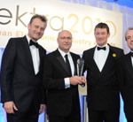 Wilson Process Systems named EMS Company of the Year at prestigious Elektra Awards Ceremony