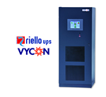 Riello UPS and Vycon announce a powerful partnership