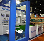 Korenix Surveillance Networking Solutions presented at INTERSEC Dubai 2011 by HAL Corporation