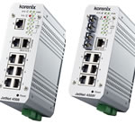 Korenix unveils JetNet 4508 V2 series Industrial 8-port Fast Ethernet / Fiber Switches with enhanced management functions for Efficient and Real-Time Networking in Harsh Outdoor Environments