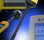 E-field probe can handle safety measurements from 100kHz to 6GHz