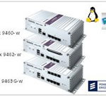 Korenix JetBox 9460 series Embedded VPN Routing Computers w/ 4 Gigabit, 4 Serial ports and Mobile Expansion