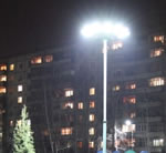 LED street lighting: showing initiative