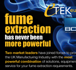 Fume Extraction Has Never Been so Powerful
