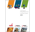 Ophir Photonics Group Releases 2011 Catalog for Laser Measurement Applications