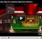 Security chips for sensitive data from Infineon Technologies