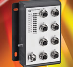 Power over Ethernet capability added to industrial Ethernet switch family