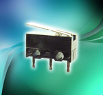 Compact switch provides long operating life, high reliability in a wide range of applications