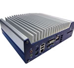 Vecow introduces EC-3000 IntelR Core i7/i5 Fanless Embedded Controller with 5x GbE and 2x eSATA ports