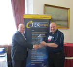 Etek Europe Win Award For Outstanding Levels of Sales