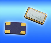 Mini SMD Crystal is ideal for wireless applications