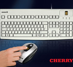 Cherry to demonstrate secure logon using biometric technology at Gadget Show Live