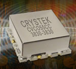 New 3830 MHz VCO from Crystek