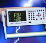 Precision power analyser combines accuracy with wideband performance