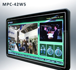 Avalue - MPC-42W5 ultra-slim intelligent energy-saving digital signage computer