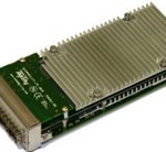 CommAgility AMC incorporates Texas Instruments' eight-core DSP for high-performance applications