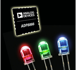 Analog Devices' Programmable LED Driver Enables Independent Control of Nine LED Sinks