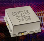 Crystek Corp - 2850-2950 MHz VCO from Crystek