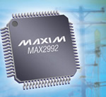 G3-PLC Chipset Complies with IEEE P1901.2 Prestandard for Smart Grid Communications