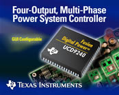 Digital Power System Controllers for Communications and Computing Applications