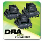 Crydom Introduces the DRA Series of DIN Rail Mounted AC and DC Output Solid State Contactors & Motor Reversing Contactors