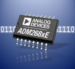 Analog Devices Introduces First Single-Chip 5-kVrms data transceivers