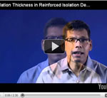 Insulation Thickness in Reinforced Isolation Devices