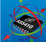 austriamicrosystems launches AS5410 3D Hall encoder IC
