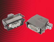 Stainless steel connector housing offers protection in process applications