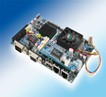"ECM-PNV-525 – 3.5"" Embedded SBC with Intel Atom D525 processor and wide range DC input"