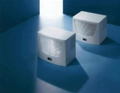 Quiet rack air-conditioning unit keeps its cool