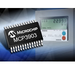 Microchip's first six-channel analogue front-end for three-phase energy metering