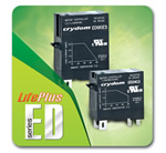 Crydom - DP Series of Panel Mounted High Current DC Load Solid State Contactors