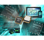 Toshiba Electronics - Low-voltage, high-current MOSFETs for high-speed switching applications available in new 3.3 x 3.3 mm TSON Advance package
