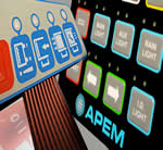 Apem Components Offers Customized Membrane Switches