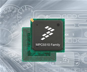 Software Development Solution for Freescale MPC5510 Automotive Microcontrollers